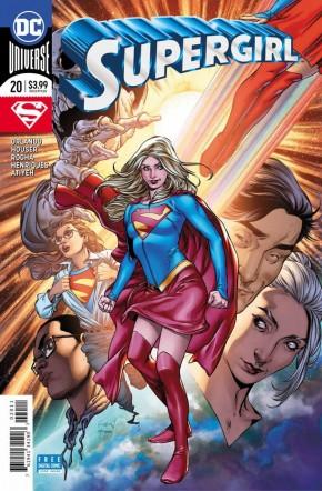 SUPERGIRL #20 (2016 SERIES)