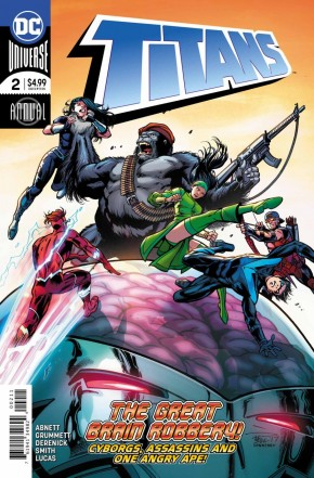 TITANS ANNUAL #2 (2016 SERIES)