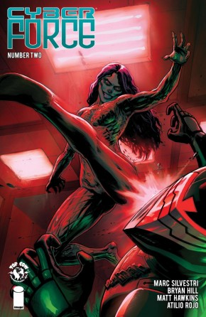 CYBER FORCE #2 (2018 SERIES)