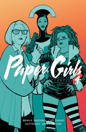 PAPER GIRLS VOLUME 4 GRAPHIC NOVEL