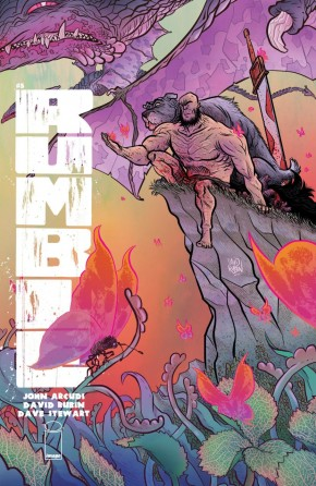 RUMBLE #5 (2017 SERIES)