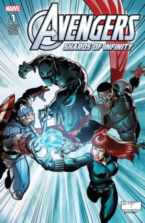 AVENGERS SHARDS OF INFINITY #1