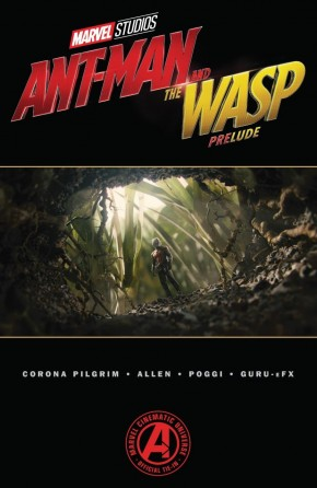 MARVELS ANT-MAN AND WASP PRELUDE GRAPHIC NOVEL