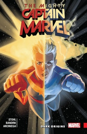 MIGHTY CAPTAIN MARVEL VOLUME 3 DARK ORIGINS GRAPHIC NOVEL