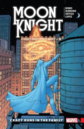 MOON KNIGHT LEGACY VOLUME 1 CRAZY RUNS IN FAMILY GRAPHIC NOVEL