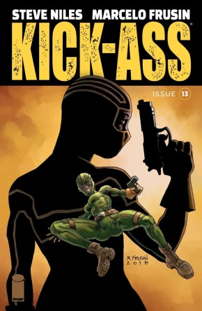 KICK-ASS #13 (2018 SERIES)