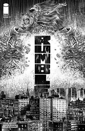 RUMBLE #11 (2017 SERIES)