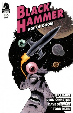 BLACK HAMMER AGE OF DOOM #10