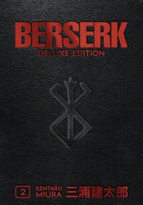 BERSERK DELUXE EDITION VOLUME 2 HARDCOVER