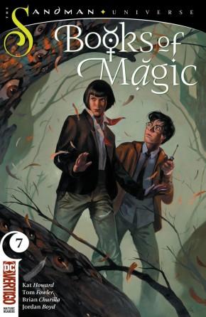 BOOKS OF MAGIC #7 (2018 SERIES)
