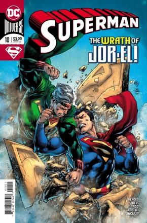 SUPERMAN #10 (2018 SERIES)