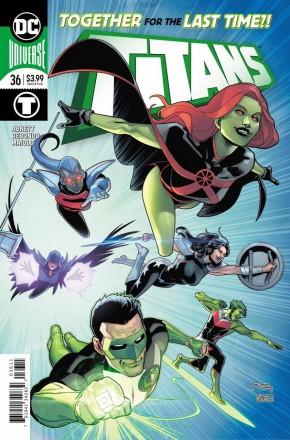 TITANS #36 (2016 SERIES)