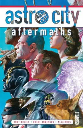 ASTRO CITY AFTERMATHS HARDCOVER