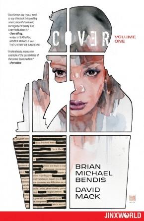 COVER VOLUME 1 GRAPHIC NOVEL
