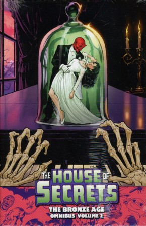 HOUSE OF SECRETS THE BRONZE AGE OMNIBUS VOLUME 2 HARDCOVER