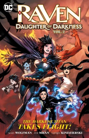RAVEN DAUGHTER OF DARKNESS VOLUME 2 GRAPHIC NOVEL