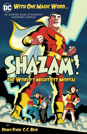 SHAZAM THE WORLDS MIGHTIEST MORTAL VOLUME 1 HARDCOVER