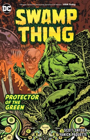 SWAMP THING PROTECTOR OF THE GREEN DC ESSENTIAL EDITION GRAPHIC NOVEL