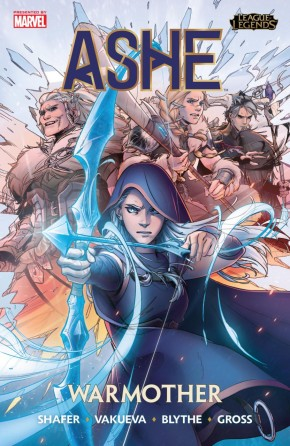 LEAGUE OF LEGENDS ASHE WARMOTHER GRAPHIC NOVEL