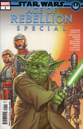 STAR WARS AGE OF REBELLION SPECIAL #1