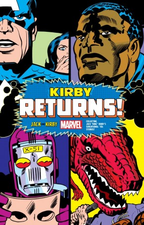 KIRBY RETURNS KING SIZE HARDCOVER