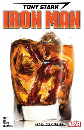 TONY STARK IRON MAN VOLUME 2 STARK REALITIES GRAPHIC NOVEL