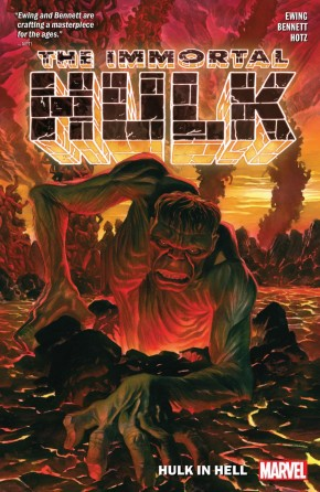 IMMORTAL HULK VOLUME 3 HULK IN HELL GRAPHIC NOVEL