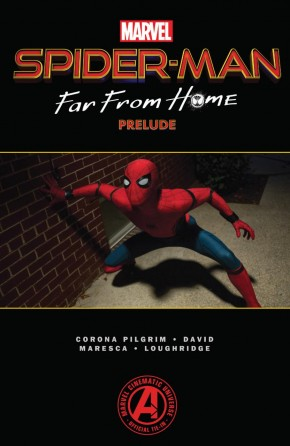 SPIDER-MAN FAR FROM HOME PRELUDE GRAPHIC NOVEL