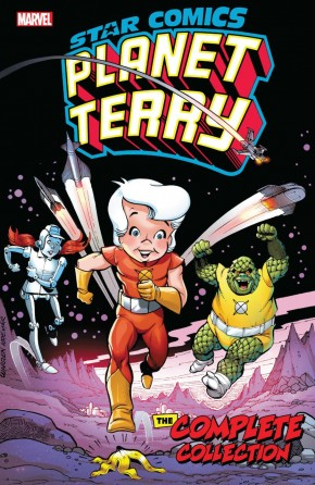 STAR COMICS PLANET TERRY COMPLETE COLLECTION GRAPHIC NOVEL