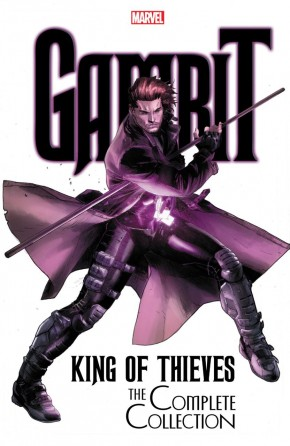 GAMBIT KING OF THIEVES THE COMPLETE COLLECTION GRAPHIC NOVEL
