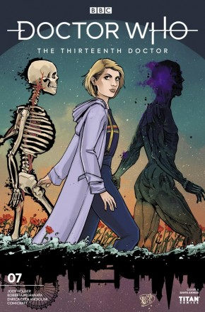 DOCTOR WHO 13TH DOCTOR #7