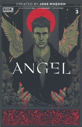 ANGEL #3 (2019 SERIES) 2ND PRINTING