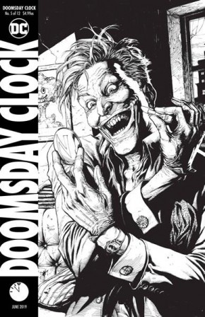 DOOMSDAY CLOCK #5 FINAL PRINTING