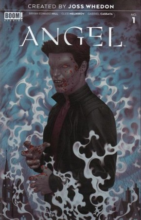 ANGEL #1 (2019 SERIES) 2ND PRINTING