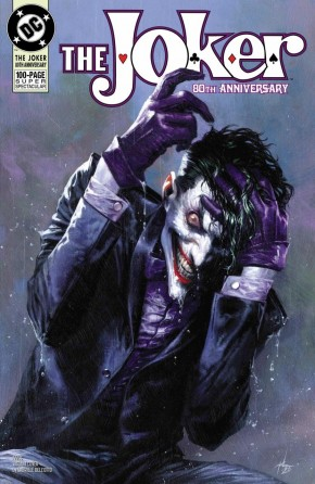 JOKER 80TH ANNIVERSARY 100 PAGE SUPER SPECTACULAR #1 1990S GABRIELLE DELLOTTO VARIANT