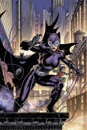 CATWOMAN 80TH ANNIVERSARY 100 PAGE SUPER SPECTACULAR #1 2000S JIM LEE VARIANT
