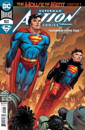 ACTION COMICS #1022 (2016 SERIES)