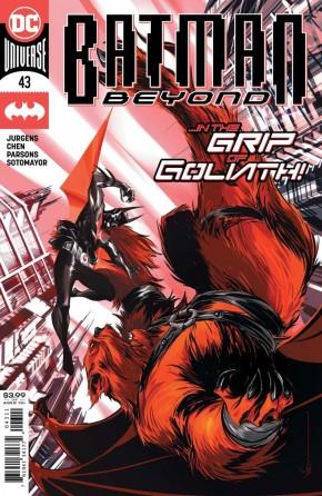 BATMAN BEYOND #43 (2016 SERIES)