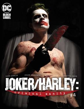 JOKER HARLEY CRIMINAL SANITY #4 MIKE MAYHEW VARIANT