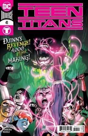 TEEN TITANS #41 (2016 SERIES)