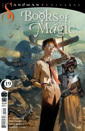 BOOKS OF MAGIC #19 (2018 SERIES)