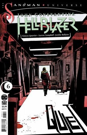JOHN CONSTANTINE HELLBLAZER #6 (2019 SERIES)
