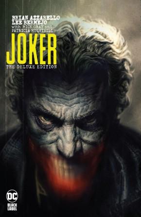 JOKER DELUXE EDITION HARDCOVER