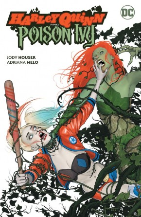 HARLEY QUINN AND POISON IVY GRAPHIC NOVEL
