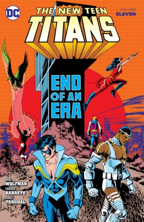NEW TEEN TITANS VOLUME 11 GRAPHIC NOVEL