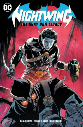 NIGHTWING VOLUME 1 THE GRAY SON LEGACY GRAPHIC NOVEL