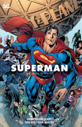SUPERMAN VOLUME 3 THE TRUTH REVEALED HARDCOVER