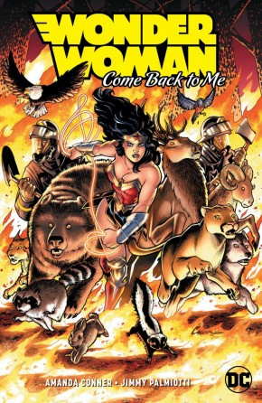 WONDER WOMAN COME BACK TO ME GRAPHIC NOVEL
