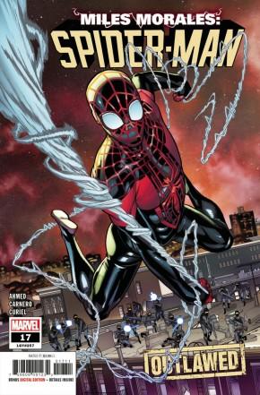 MILES MORALES SPIDER-MAN #17 (2018 SERIES)