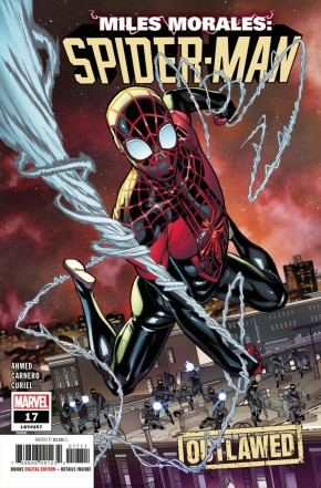 MILES MORALES SPIDER-MAN #17